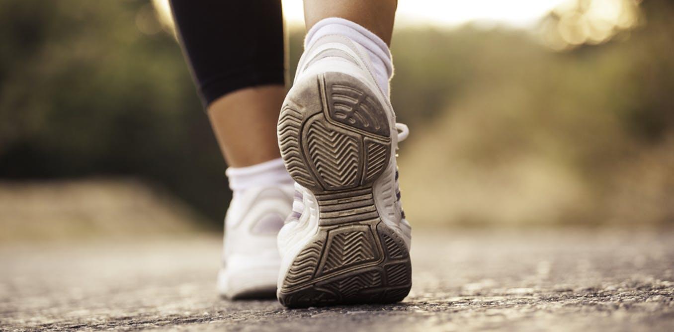 بهترین کفش پیاده روی